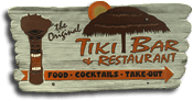 The Original Tiki bar In Fort Pierce, FL